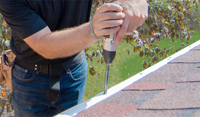 America S 1 Rated Gutter Guard Leaffilter